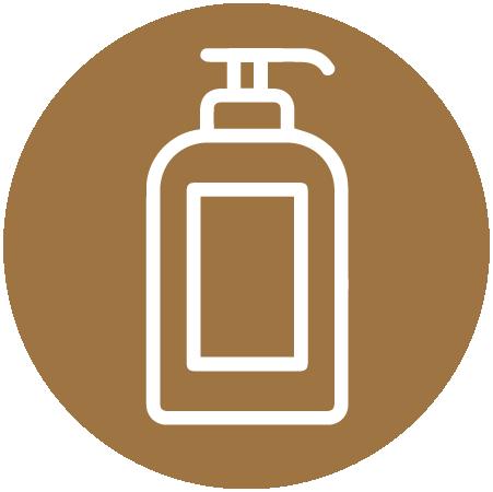 Produkte für die Hygiene