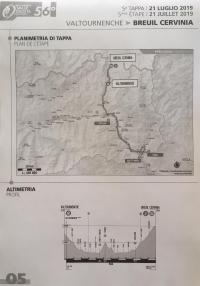 2019/07/21 56° GIRO DELLA VALLE D'AOSTA 5 TAPPA