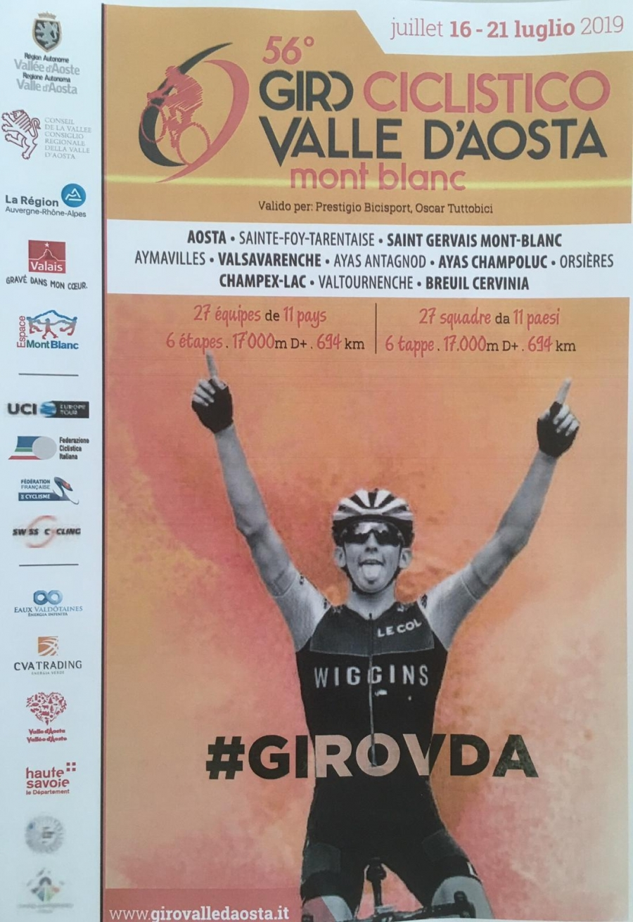 2019/07/21 56TH ROUND OF THE AOSTA VALLEY 5 STAGE