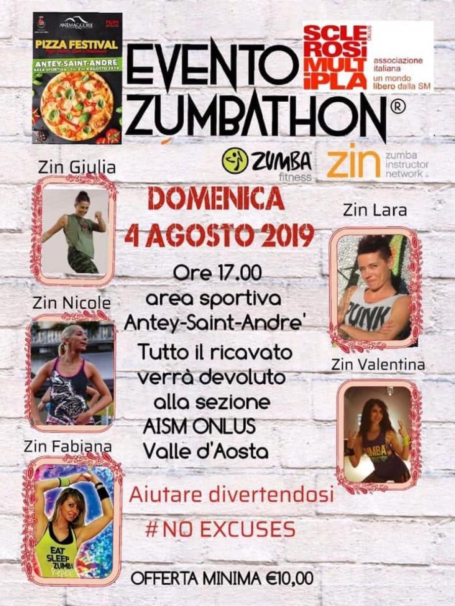 2019/08/04 ZUMBATHON EVENT