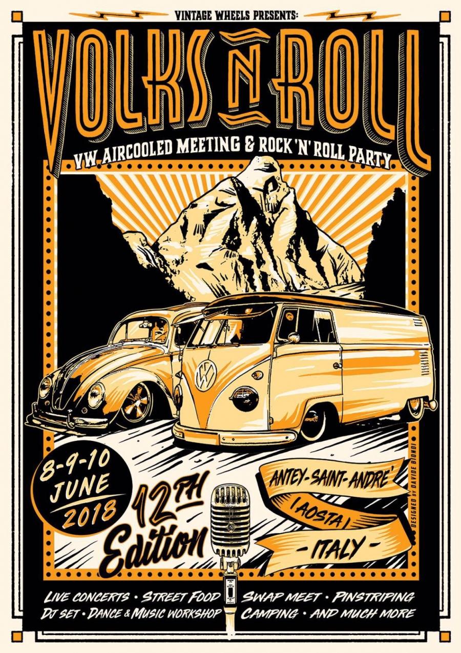 2018/06/8-9-10 Volks 'n Roll