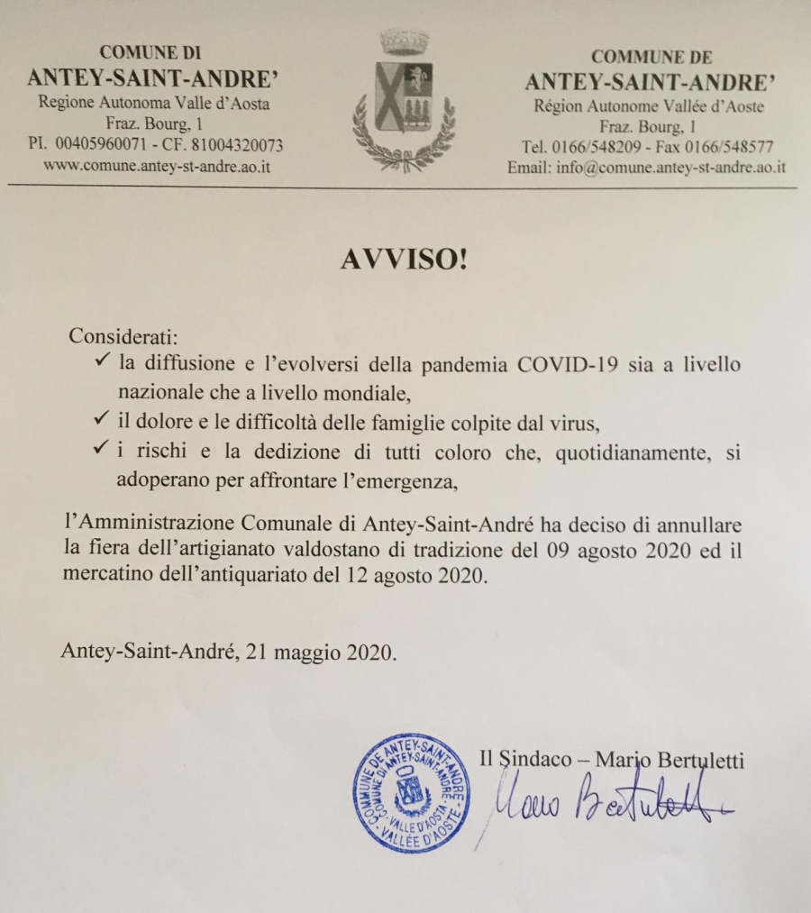 2020/05/21 AVIS