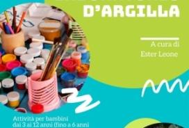 2021/08/04 LABORATORIO D'ARGILLA