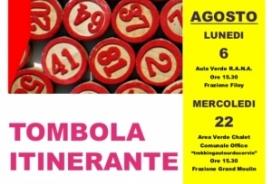 2018/08/22 TOMBOLA ITINERANTE