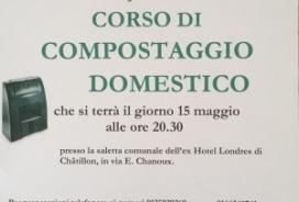 2019/05/15 CORSO DI COMPOSTAGGIO DOMESTICO