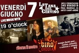 2019/06/07 LA TANA DEL CERVINO - GIRO CICCIA