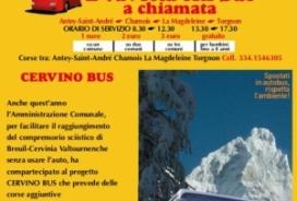 2020/03/15 SERVIZIO NAVETTA SKI BUS A CHIAMATA