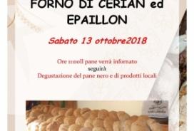 2018/10/13 LO PAN NER - I PANI DELLE ALPI
