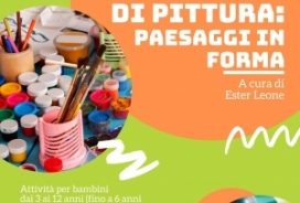 2021/08/18 LABORATORIO DI PITTURA