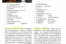 2018/07/18 Il salotto dell' 800 con GLAUCO BERTAGNIN e SIMONE PAGANI