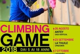2018/08/26 Climbing Game 2018