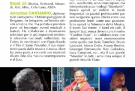 2018/07/24 Concert DUETS avec Annalisa Cantando, Gigi Marrese et Claudio Borroni