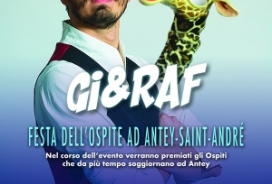 2020/08/18 GUEST PARTY with GI & RAF