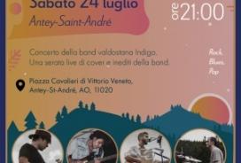 2021/07/24 CONCERTO DELLA BAND INDIGO