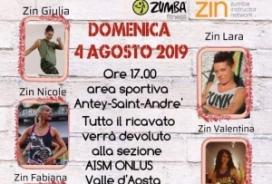 2019/08/04 EVENTO ZUMBATHON