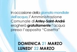 2021/03/21-22 GIORNATA MONDIALE DELL'ACQUA