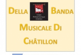2019/08/18 CONCERTO DELLA BANDA MUSICALE DI CHATILLON