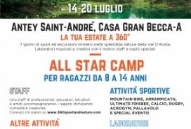 2019/07/14-20 360 ANTEY SUMMER CAMP 2019