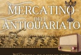 2019/07/28 MERCATINO DELL'ANTIQUARIATO