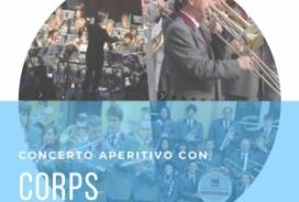 2021/07/17 C0NCERTO APERITIVO CON CORPS PHILARMONIQUE DE CHATILLON
